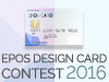 EPOS DESIGN CARD CONTEST 2016